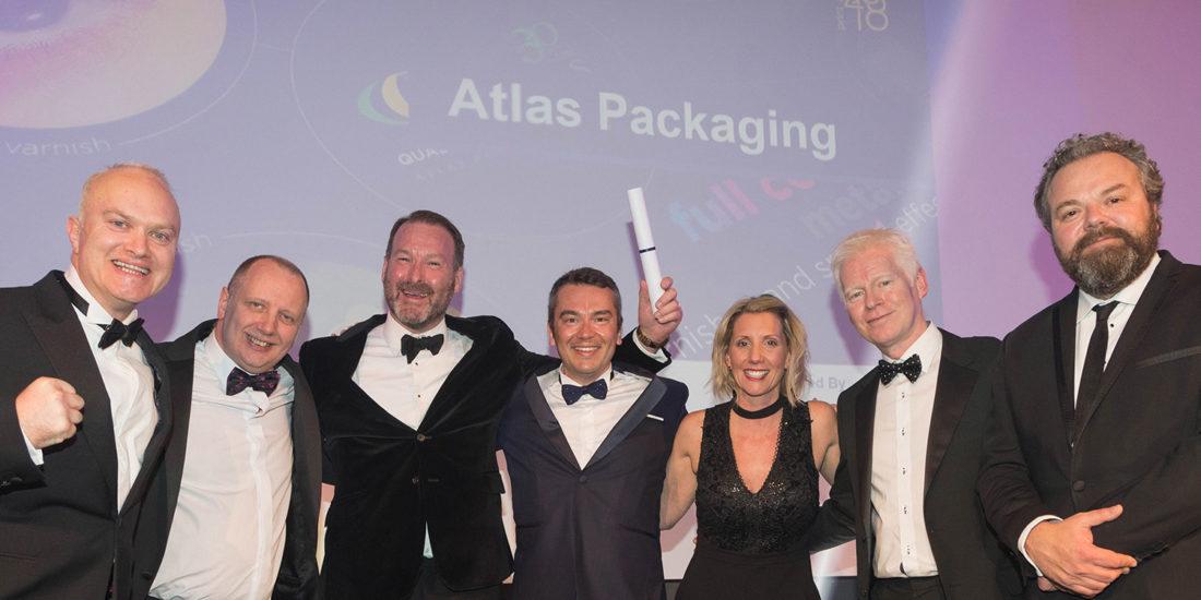 Atlas Packaging a reçu plusieurs prix EFIA 2018 grâce à la MKIII evolution